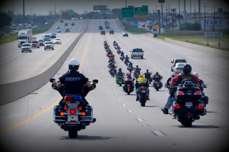Jericho Ride _ Houston Texas